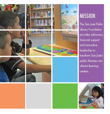 Mission of the San Jose Public Library Foundation